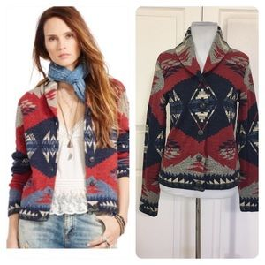 Ralph Lauren DENIM & SUPPLY Shawl Cardigan Sweater